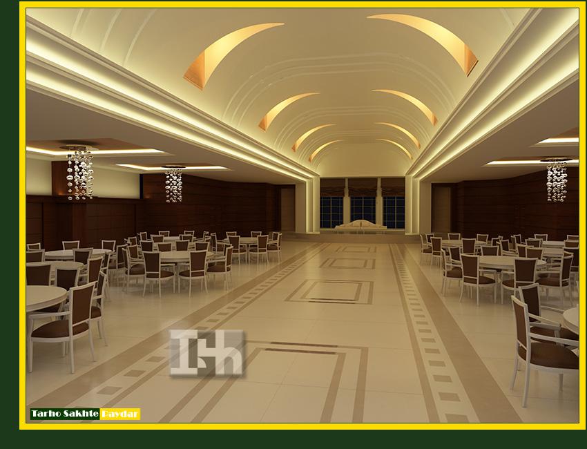 تالار عروسی بانک ملت